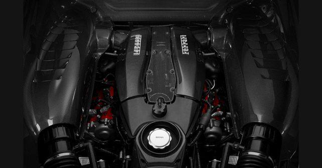 Ferrari 3.9-litre V8