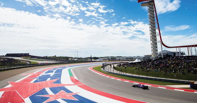 United States Grand Prix Circuit