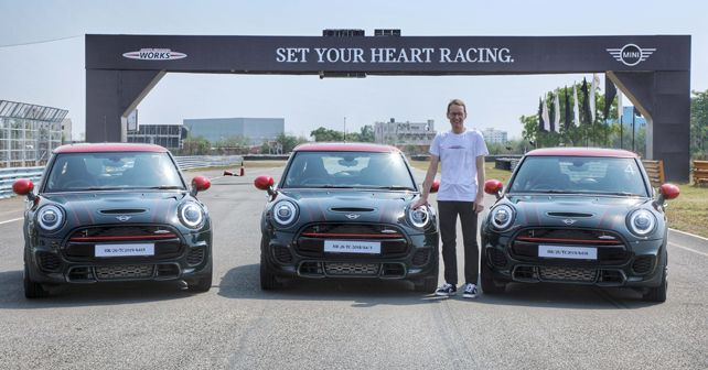 2019 Mini JCW India Launch