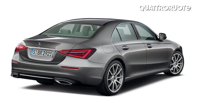 2020 Mercedes-Benz Clase S (W223) 23