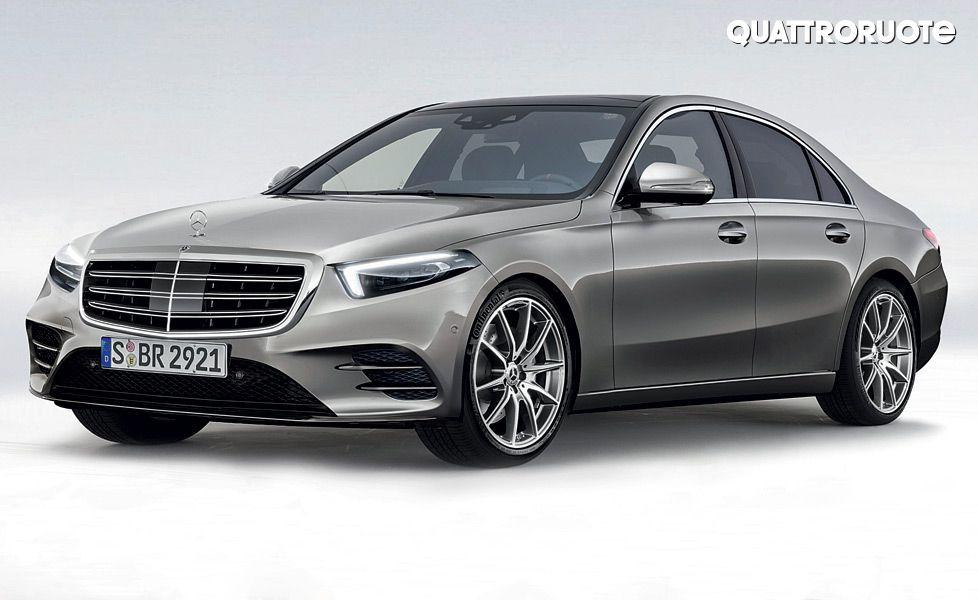2020 Mercedes-Benz Clase S (W223) 21