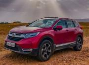 Honda CR V front three quarter1
