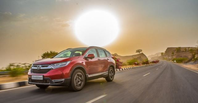 Honda CR V Road Trip1