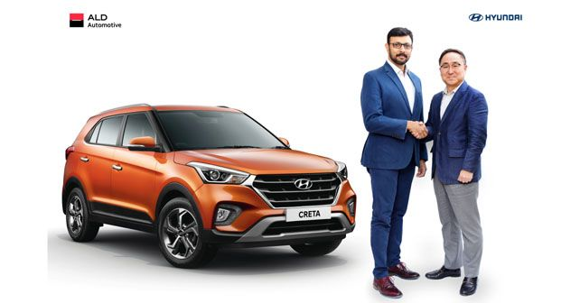 Hyundai and ALD Automotive India collaboration
