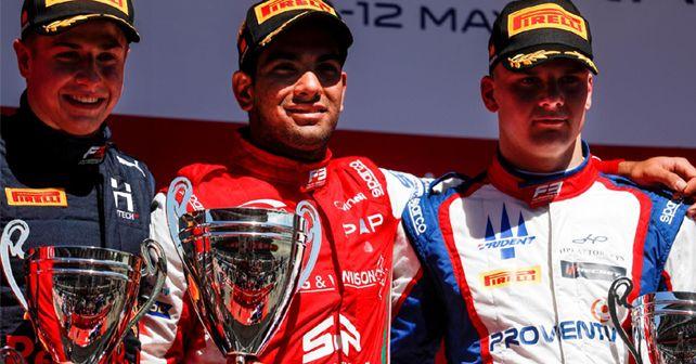 Jehan Daruvala Wins In Barcelona FIA Formula 3
