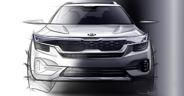 Kia Reveals First Image Of New Compact SUV