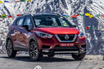 Driving across Spiti Valley in a Nissan Kicks: Road Trip