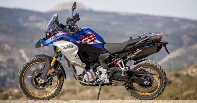 BMW F 850 GS Adventure Side Profile Static