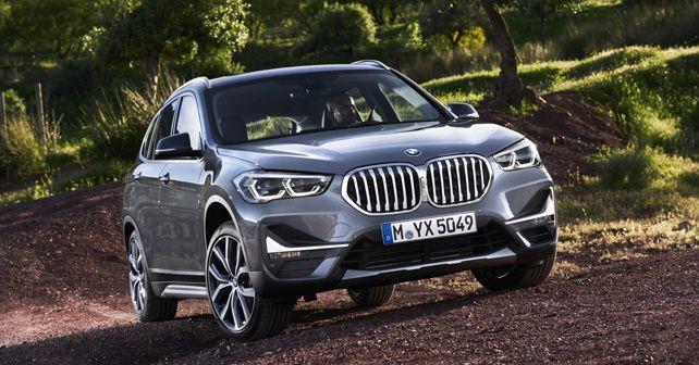 2019 BMW X1 Front Quarter