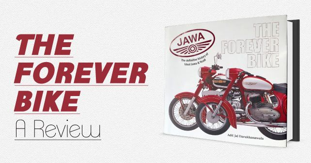 The Forever Bike Jawa