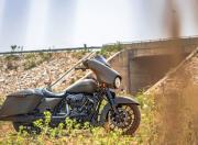 harley davidson street glide special side profile