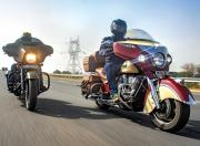 Harley Davidson Street Glide Special Vs Indian Chieftain Roadmaster Classic Motion