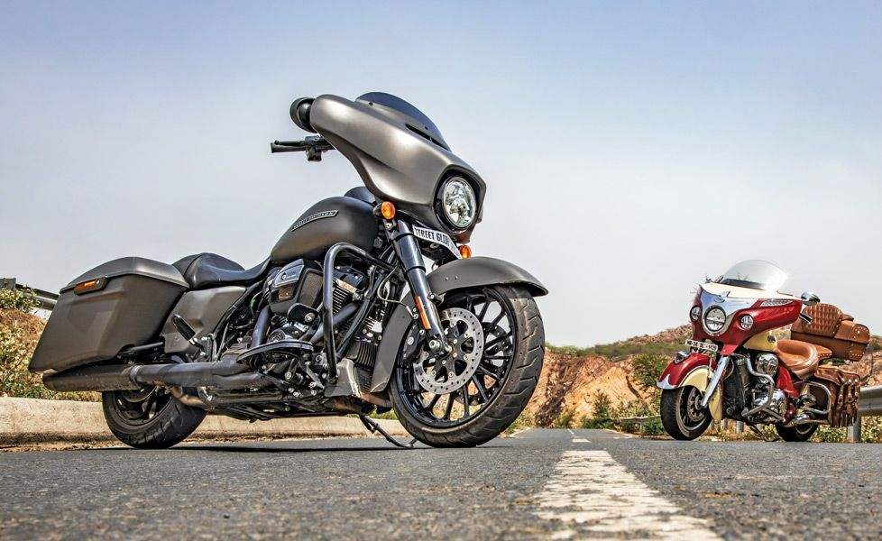 harley davidson street glide special vs indian chieftain roadmaster classic