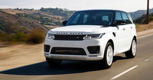 Range Rover Sport Ingenium Engine