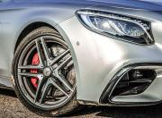 2019 Mercedes AMG S63 Coupe alloy wheel