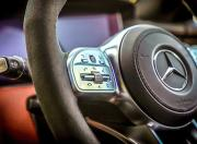 2019 Mercedes AMG S63 Coupe steering wheel