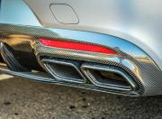 2019 Mercedes AMG S63 Coupe tail pipe
