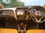 2019 honda city interior