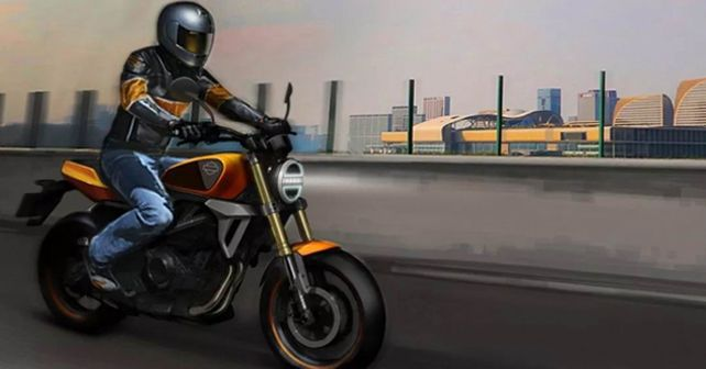 Harley-Davidson's new 338cc motorcycle teased