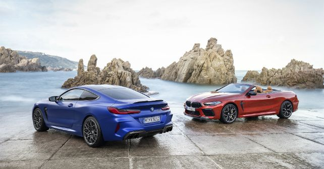 2020 Bmw M8 Competition Coupe Convertible M