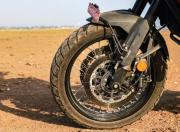 Benelli TRK 502X front wheel