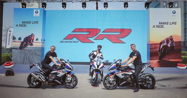 2020 BMW S 1000 RR launched in India
