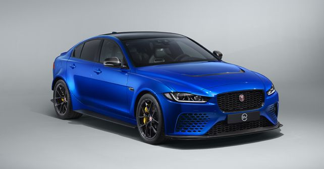 Jaguar XE SV Project 8 Touring Spec