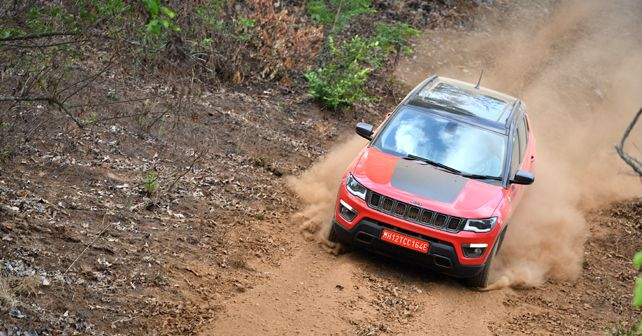 Jeep Compass Trailhawk bookings open in India