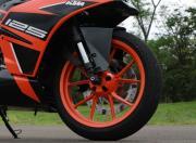 KTM RC125 detail USD