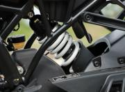 KTM RC125 detail rear monoshock gallery