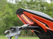 KTM RC125 detail taillight gallery