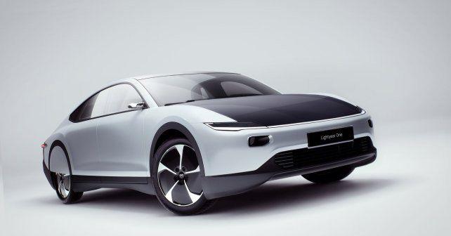 Lightyear One Solar Car