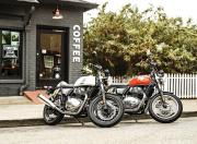 Royal Enfield Interceptor 650 Continental 650