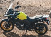 Suzuki V Strom 650XT side profile