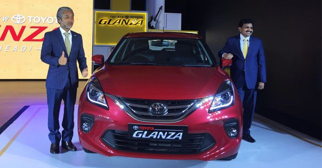 Toyota Glanza India Launch