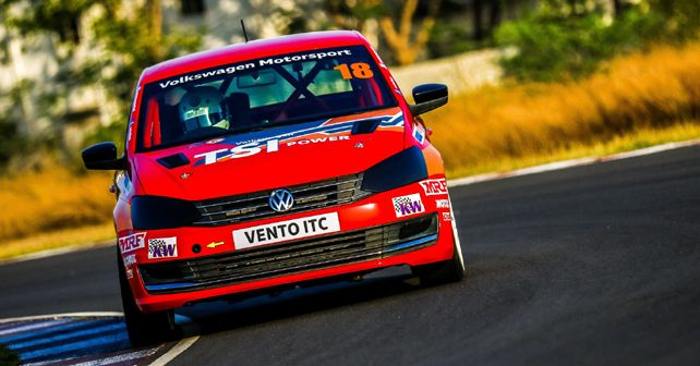 Volkswagen Motorsport India Enters MRF MMSC FMSCI ITC Category As A Factory Team For The First Time
