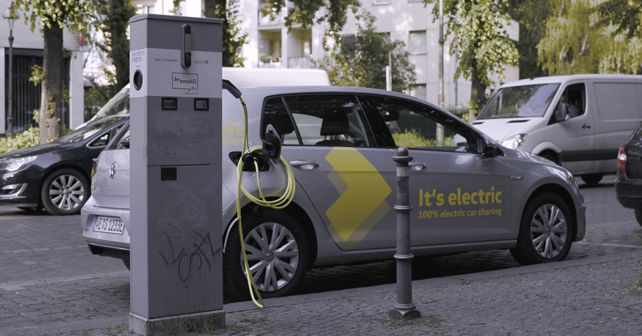 Volkswagen WeShare Launched In Berlin As Full Electric Service