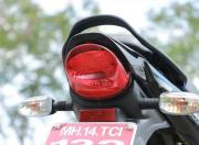bajaj platina 110 h gear Image tail lamp