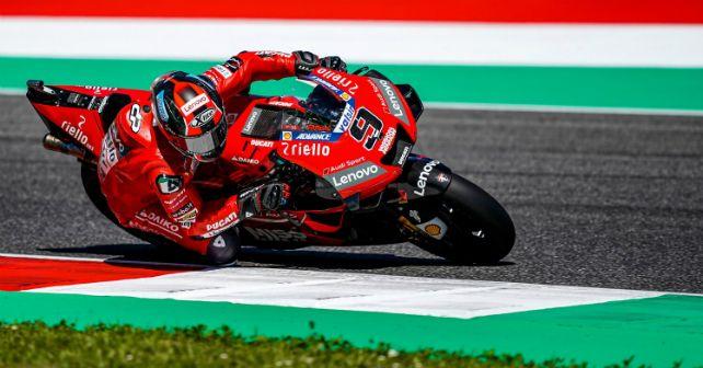Danilo Oetrucci Ducati Mugello Italian Gp M