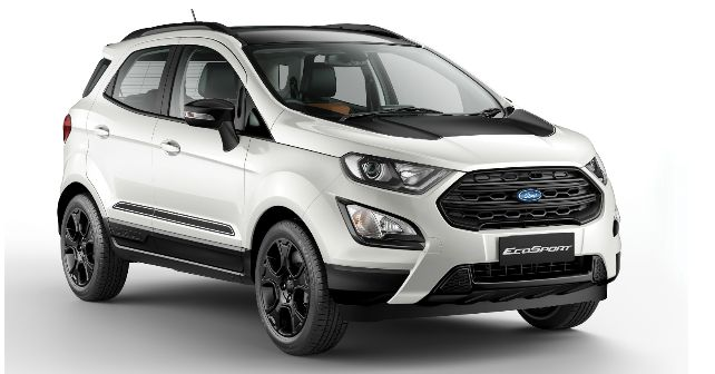 Ford Ecosport Thunder Edition Launched India M