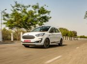 Ford Figo Blu Front Three Quarter