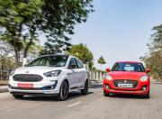 ford figo vs maruti suzuki swift