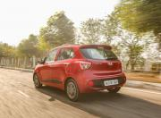 Hyundai Grand I10 Diesel Rear Three Quarter