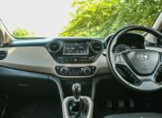 hyundai grand i10 interiors