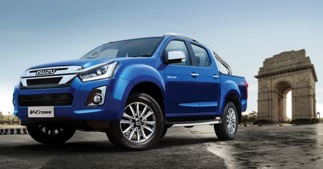 Isuzu D Max V Cross Facelift Launched M