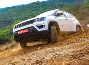 jeep compass trailhawk off road review