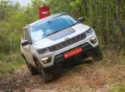 jeep compass trailhawk off road review india