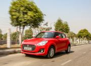 Maruti Suzuki Swift Front Three Quarter