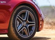 mercedes amg c43 alloy wheel