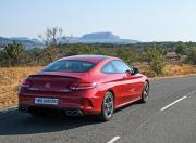 mercedes amg c43 india review